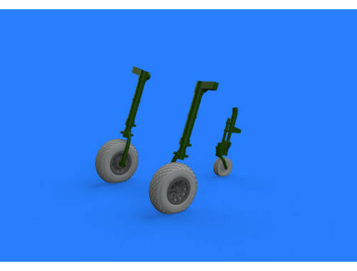 Eduard P-51D wheels for REVELL 1:32 (632116)