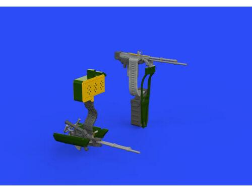 Eduard Pe-2 UBT guns for EDUARD/ZVEZDA 1:48 (648372)