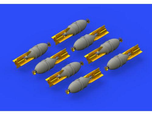 Eduard FAB 100 Soviet WWII bombs 1:48 (648376)