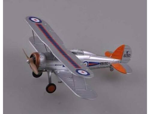 Easy Model Gladiator Mk.I 72 Sqn,RAF K6130 1:72 (36457)