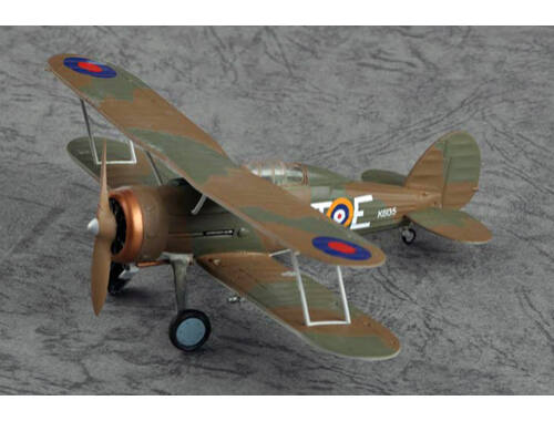 Easy Model Gladiator Mk.I 112 Sqn, RAF RT-E (K6135) 1:72 (36458)