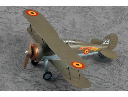 Easy Model Gladiator Mk.I 1/1/2 Ie Escadrille du ler Grouppe du 2e Regiment Aeronatiqe 1:72 (36459)