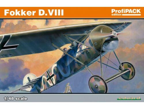 Eduard Fokker D.VIII ProfiPACK 1:48 (8085)