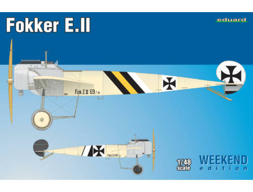 Eduard Fokker E.II WEEKEND edition 1:48 (8451)