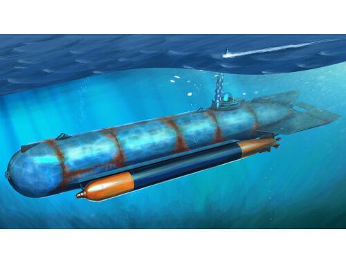 Hobby Boss German Molch Midget Submarine 1:35 (80170)