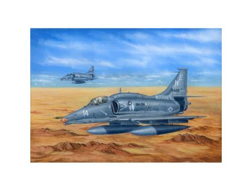 Hobby Boss A-4M Sky Hawk 1:48 (81766)