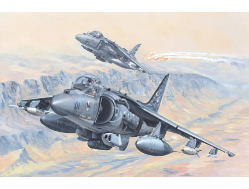Hobby Boss AV-8B Harrier II 1:18 (81804)