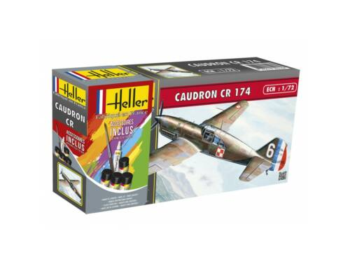 Heller Model Set CAUDRON CR 714 1:72 (56218)