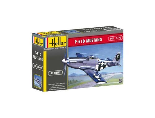 Heller Model Set MUSTANG P-51 1:72 (56268)