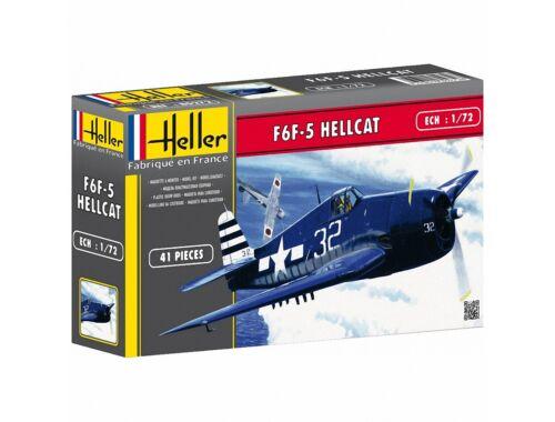 Heller Model Set F6F-5 Hellcat 1:72 (56272)