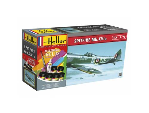 "Heller Model Set Allouette III ""Securite Civile"" 1:72 (56289)"