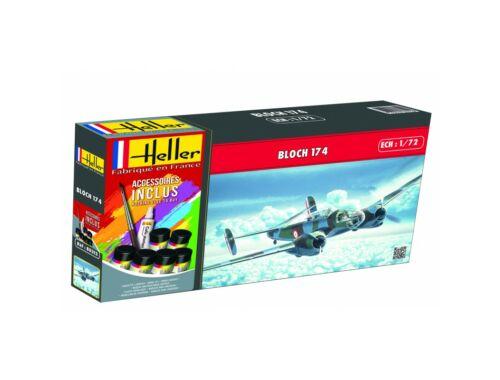 Heller Model Set Bloch 174 A3 1:72 (56312)