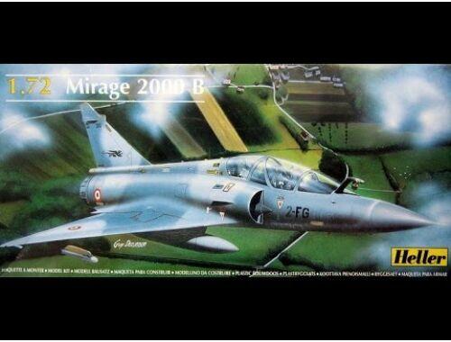 Heller Mirage 2000 B 1:72 (56322)