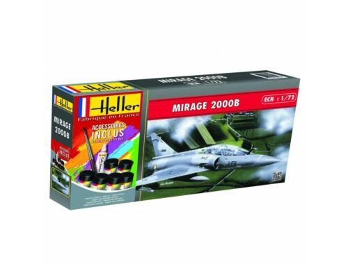 Heller Model Set Mirage 2000 B 1:72 (56322)