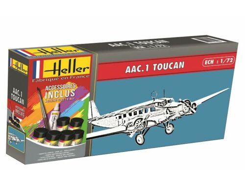 Heller Model Set AAC.1 Toucan 1:72 (56359)