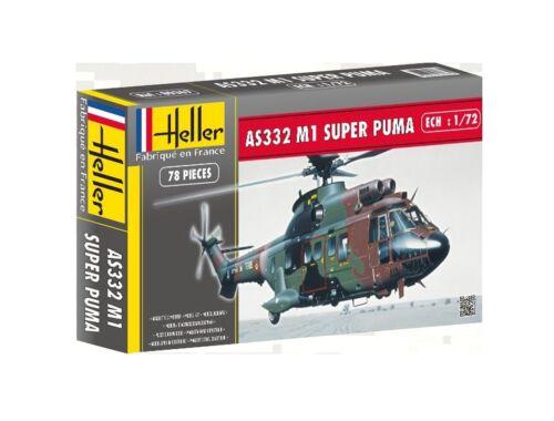 Heller SUPER PUMA AS332 M1 (78 pieces) 1:72 (56367)