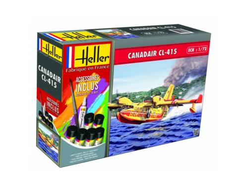 Heller Model Set Canadair CL-415 1:72 (56370)
