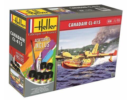 Heller Model Set Canadair CL-415 1:72 (56370)