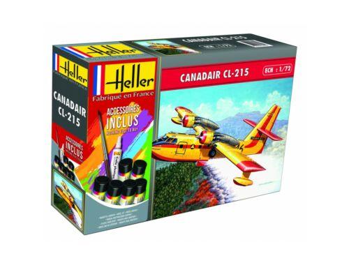 Heller Canadair CL-215 1:72 (56373)