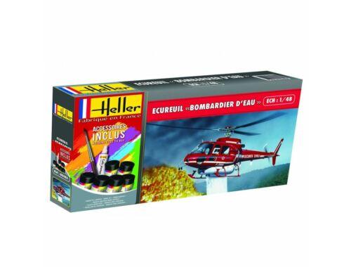 Heller Model Set Ecureuil Bombardier D'EAU 1:48 (56485)