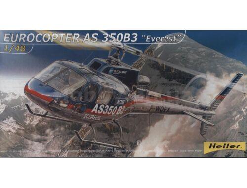 "Heller Model Set EUROCOPTER AS350 B3 ""Everest"" 1:48 (56488)"