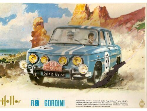 Heller Model Set Renault R8 Gordini 1:24 (56700)