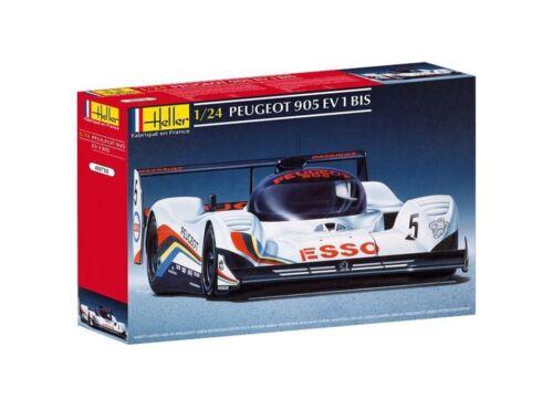 Heller Model Set Peugeot 905 EV 1 BIS 1:24 (56718)
