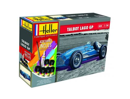 Heller Model Set Talbot Lago GP 1:24 (56721)