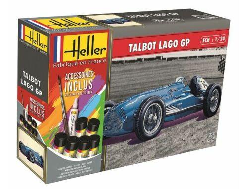 Heller Model Set Talbot Lago GP 1:24 (56721)