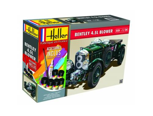 Heller Model Set Bentley 4,5 L Blower 1:24 (56722)