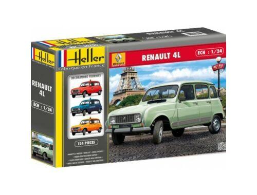 Heller Model Set Renault 4L 1:24 (56759)