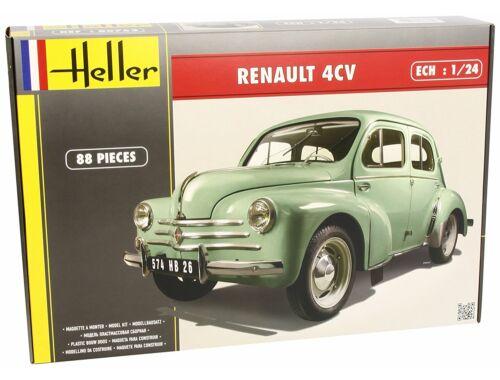 Heller Model Set Renault 4 CV 1:24 (56762)