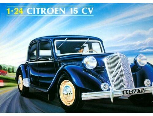 Heller Model Set Citroen 15 CV 1:24 (56763)