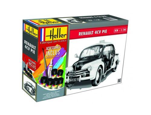 Heller Model Set Renault 4 CV PIE 1:24 (56764)