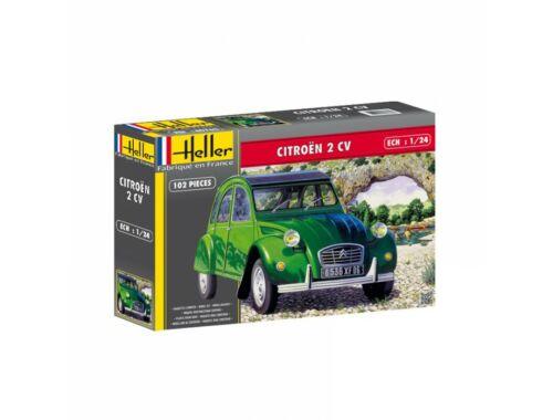 Heller Model Set Citroen 2 CV 1:24 (56765)