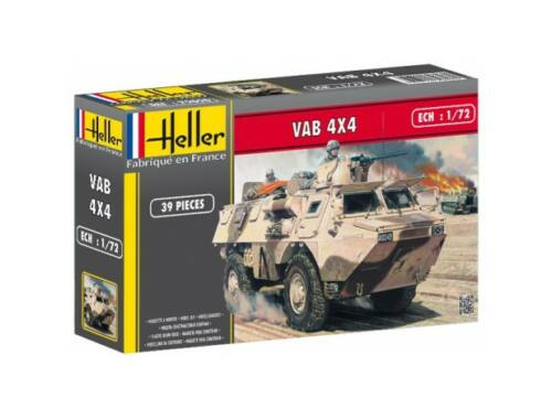 Heller Model Set VAB 1:72 (56898)
