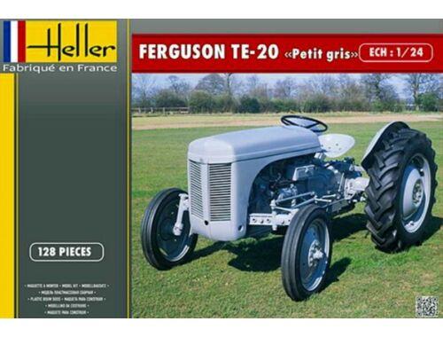 "Heller Model Set Ferguson TE-20 ""Petit Gris"" 1:24 (57401)"
