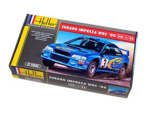 Heller Subaru Impreza WRC 2000 1:43 (80194)