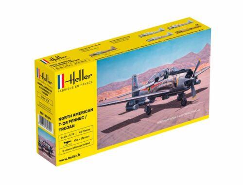 Heller NORTH AMERICAN T-28 FENNEC /TROJAN 1:72 (80279)