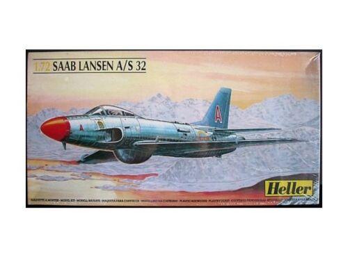 Heller SAAB 32 Lansen 1:72 (80343)