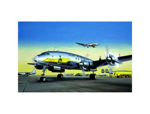 """Heller Lockheed C-121A constellation """"Berlin"""" 1:72 (80382)"""