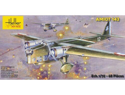 Heller AMIOT 143 1:72 (80390)