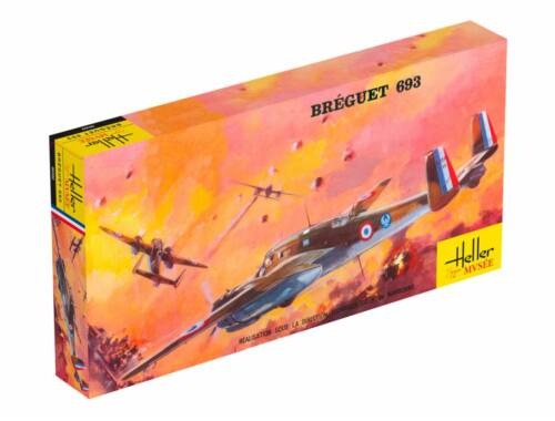 Heller BREGUET 693/2 Heller Museum 1:72 (80392)