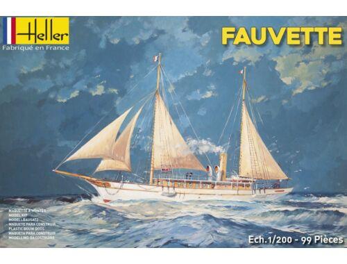 Heller FAUVETTE 1:200 (80612)