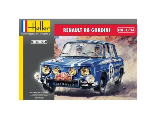 Heller Renault R8 Gordini 1:24 (80700)