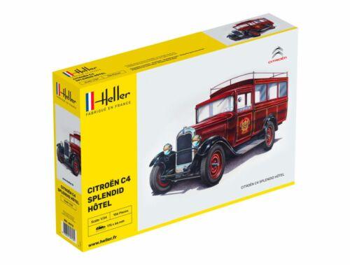 Heller Citroen C4 Splendid Hotel 1:24 (80713)