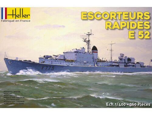 Heller Escorteurs Rapides E 52 1:400 (81094)