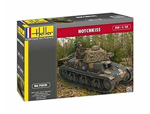 Heller Hotchkiss H 38 / H 39 1:35 (81145)