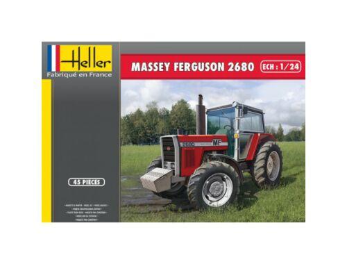 Heller Massey Ferguson 2680 1:24 (81402)
