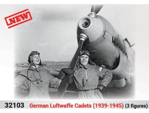ICM German Luftwaffe Cadets(1939-1945) 1:32 (32103)
